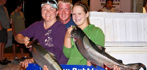 Frankfort Michigan Charter Fishing Tours