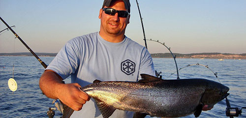 Traverse City Charter Fishing Tours